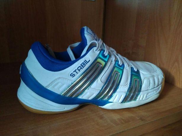26e0739b152 Buty Adidas STABIL Biale Łuków - image 7