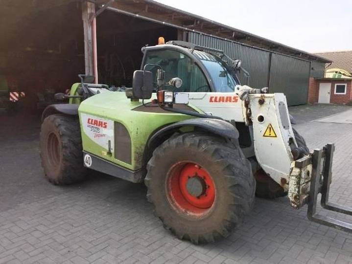 Claas scorpion 7040 - 2006