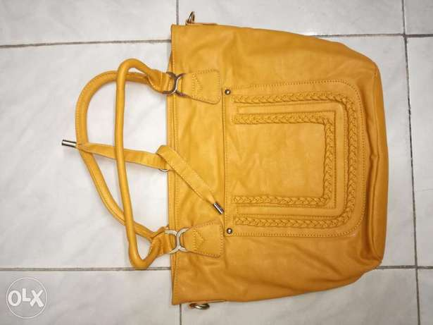 New & used bags