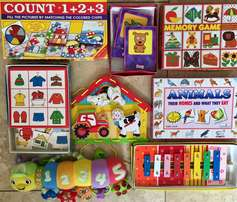 Great Educational Toys for young children