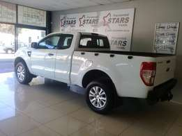 Ford Ranger 2.2 XL Super Cab with mags well priced phone now