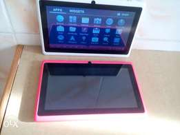 Allwinner Kids Tablets, Slightly Used and installed with kids apps