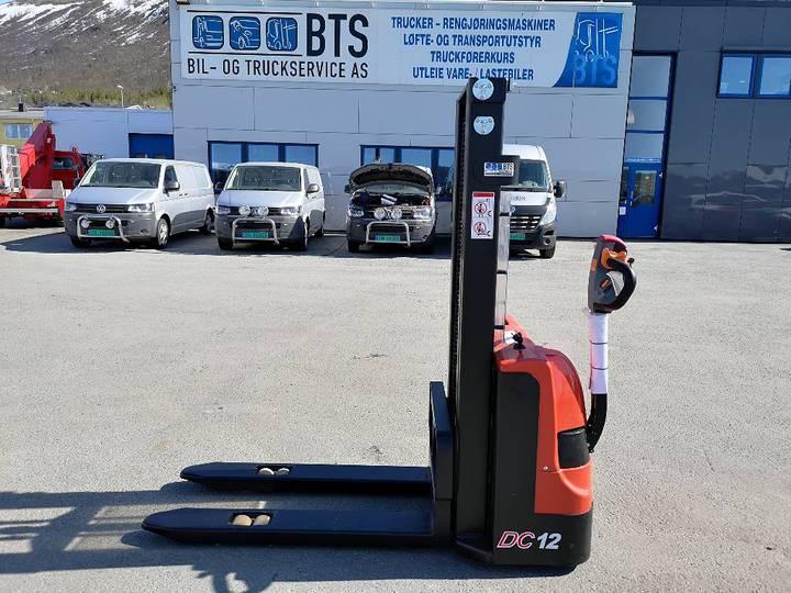 Heli Cdd12j M250 - 1,2 Tonns Ledestabler (på Lager) - 2019