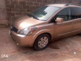 GOLD Very Clean Nissan Quest 05