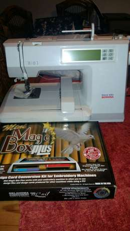 Bernina Embroidery Machine Magalieskruin - image 1