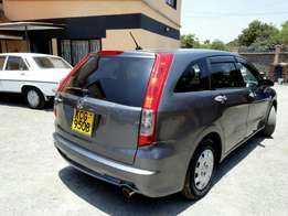 A reliable family wagon!-Honda Airwave KCG 2008 Auto 7seater