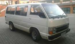 Toyota Hiace Taxi 16seater 4y