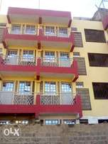 New bedsitters with balcony and wardrobes in utawala 9k