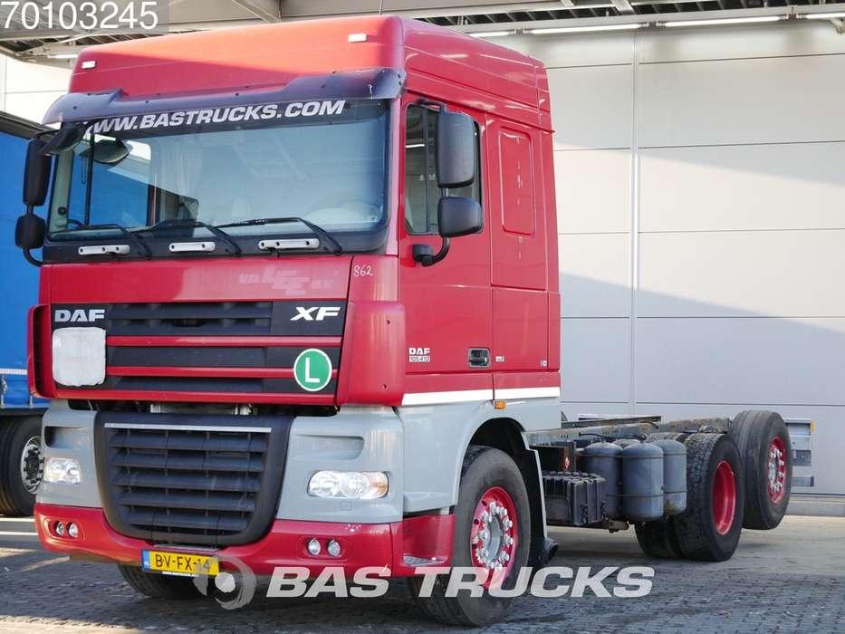 DAF XF105.410 6X2 Lift+Lenkachse ADR Euro 5 - 2008