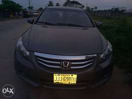 A Neat 2012 Honda Evil Spirit up 4 Grab in Uyo Akwa Ibom.