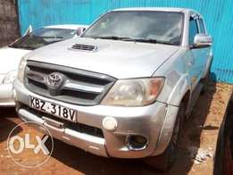 Toyota Hilux on Christmas offer