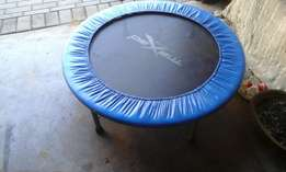 Maxed Fitness Trampoline