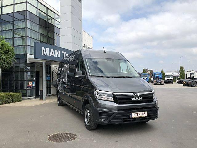 MAN TGE 3.140 Bestelwagen Wielbasis: 4490 mm Motor: 2, - 2017