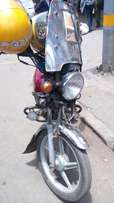 Boxer new model 100cc motorbike