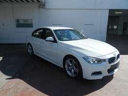 BMW 330 diesel M-Sport 3013 model [ only 56 900 km on ]