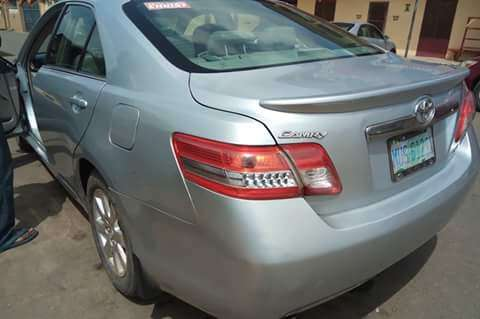Registered Toyota Camry Muscle 2008 Model Upgraded to 2010 Model Alimosho - image 2