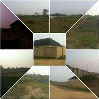 A massive 90 plots of land with C of O in uyo akwa ibom.golf resort.