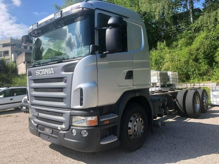 Scania G440 6x2, E5 - 2010