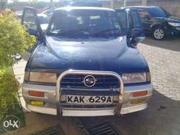 Well Maintained Ssangyong Musso on Quick sale