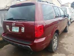 Registered 2003 Honda Pilot