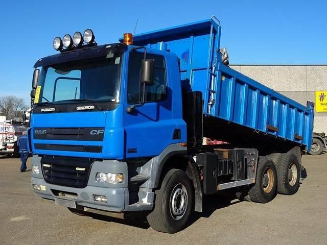 DAF Cf 85.380 6x4 - 2005
