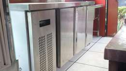 Undercounter Fridge - 3 door - Excellent Condition