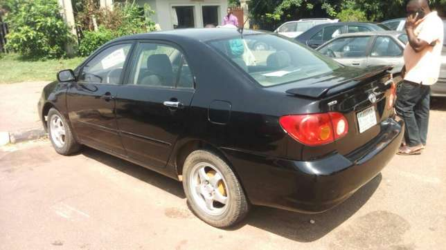 A very sharp and clean Nigerian use Toyota corolla Gwarinpa Estate - image 3