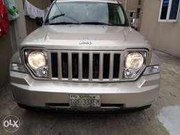 Jeep Liberty 2008 neatly used from America