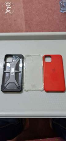 3 back cover. For i phone 11 pro max