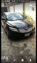 Camry 2007 sport upgraded to 2010
