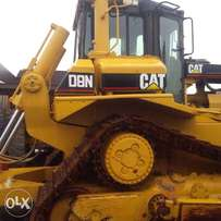 Foreign use Caterpillar D8N Bulldozer with Riper for sale N50m