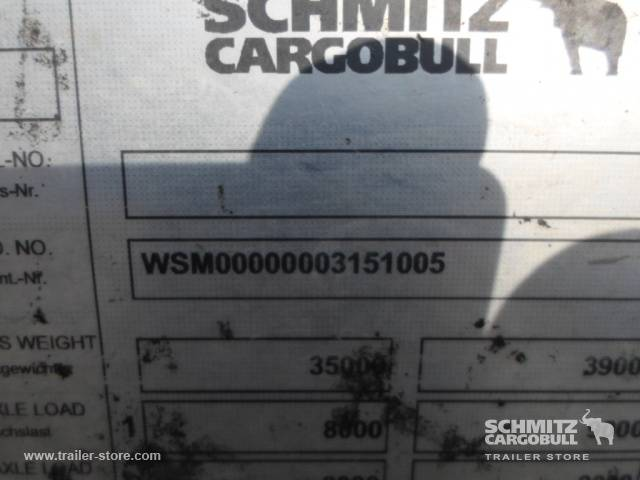 Schmitz Cargobull Prelată glisantă Mega - 2011 - image 8