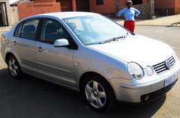 vw polo classic comfortline 1,6 for sale R37400