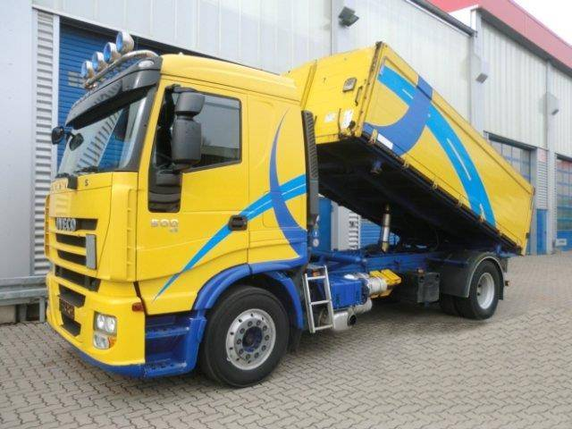 Iveco Magirus Stralis AS190S50 4x2 Stralis AS190S50 4x2, 2x - 2009