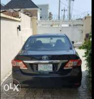 Bought brand new Super clean Toyota corolla 2012 model just like toks