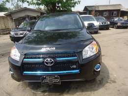 Tincan cleared foreign used 2010 Toyota Rav4 for sale