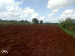 Plots on sale in Matuu, Kivandini