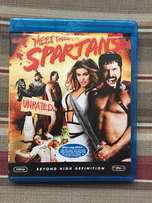 Meet the Spartans BLU-RAY'S
