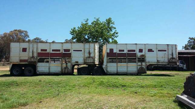 Cattle Carrier Trailer Hillcrest Park - image 3