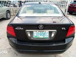 Acura TL, first body, complete document, buy and drive