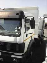 Mercedes Benz V Series Tipper