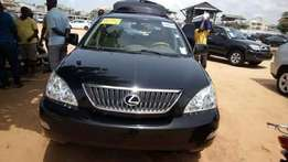 Extremely clean tokunbo 2007 rx350 lexus