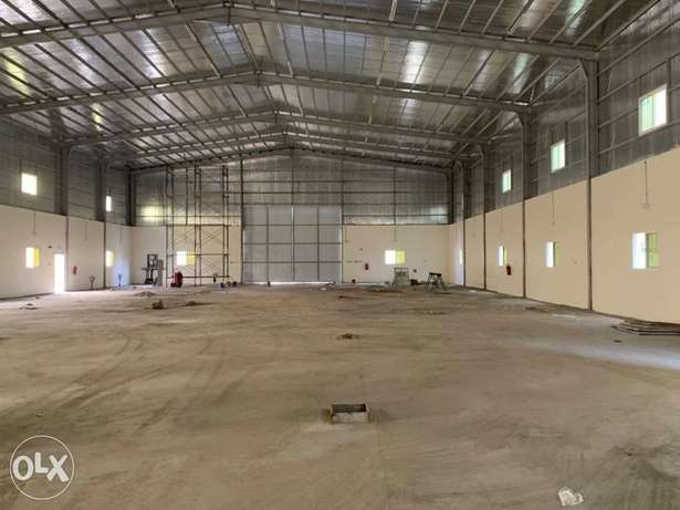 1700 m2 store in industrial area