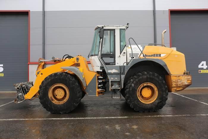 Liebherr L554 - 2003
