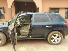 super clean,rarely used,near tokunbo murano
