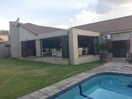 Modern house for sale in exclusive security estate. Bendor. Polokwane