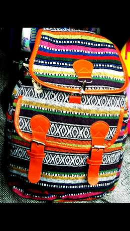 Tribal canvas bags Nairobi CBD - image 1