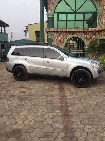 Foreign Used Mercedes Benz GL450 (2007) Ogba - image 5