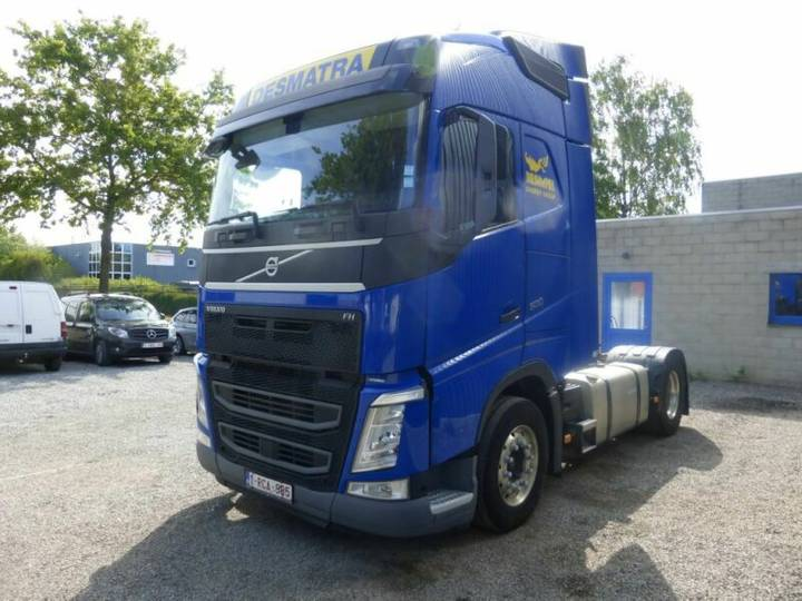 Volvo FH 500 Globetrotter E6 / Leasing - 2016