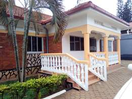 executive four bedroom stand alone house for rent in iwatule at 1.3m